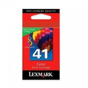 Lexmark 41 Colour Return Program Ink Cartridge - 018Y0141E