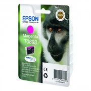 Epson T0893 Magenta Ink Cartridge (C13T08934011 ,8715946416335)